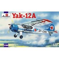 Yak-12 A (1:72)