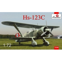 Henschel Hs-123C (1:72)