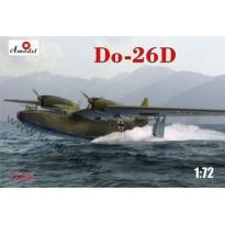 Dornier Do 26D Flying Boat (1:72)