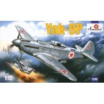 Yak-9P (1:72)