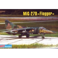 MiG-27D Flogger (1:72)