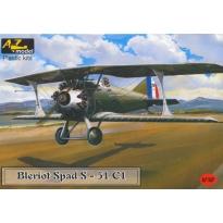 Bleriot Spad S-51C1 (1:72)