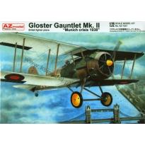 "Gloster Gauntlet Mk.II ""Munch crisis 1938"" (1:72)"