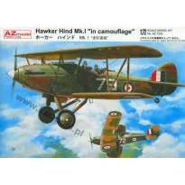 "Hawker Hind Mk.I ""in camouflage"" (1:72)"