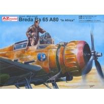 """Breda Ba 65 A80 """"In Africa"""" (1:72)"""