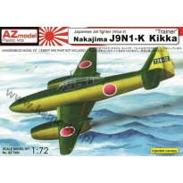 """Nakajima J9N1-K Kikka """"Trainer"""" (1:72)"""