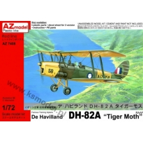 "De Havilland DH-82A ""Tiger Moth"" RAAF (1:72)"