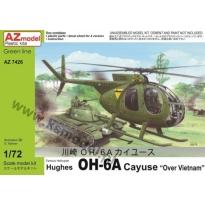 "Hughes OH-6A Cayuse ""Over Vietnam"" (1:72)"