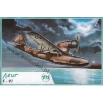 Fairchild F.91 (1:72)