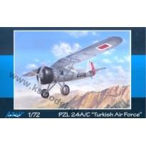 """PZL.24 A/C """"Turkish Air Force"""" (1:72)"""