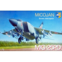 MiG-25PD (1:72)