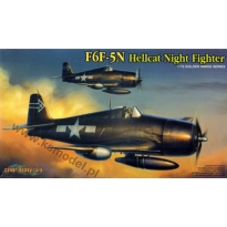 F6F-5N Hellcat Night Version (1:72)