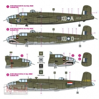 B-25 Mitchell in RAAF and NEIAF service (1:48)