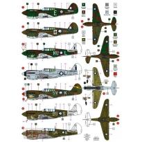 P-40 Kittyhawk in RAAF service (1:48)