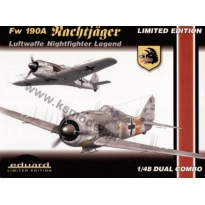 Fw 190A Nachtjager Dual Combo (1:48)