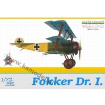 Fokker Dr.I. - Weekend Edition (1:72)