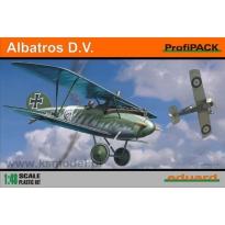 Albatros D.V. - ProfiPACK (1:48)