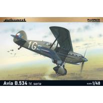 Avia B-534  seria IV (1:48)