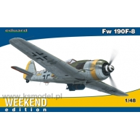 Fw 190F-8 - Weekend Edition (1:48)
