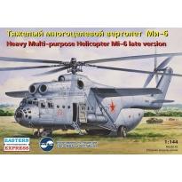 Heavy Multi-purpose Helicopter Mi-6 Late version (1:144)