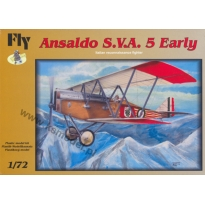Ansaldo S.V.A.5 early (1:72)