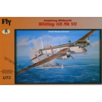 Armstrong Whitworth Whitley GR.Mk VII (1:72)