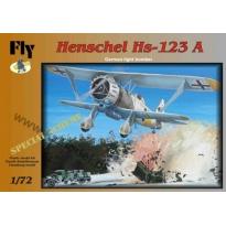 Henschel Hs-123 A (1:72)