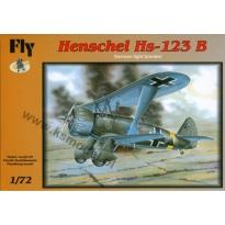 Henschel Hs-123 B (1:72)