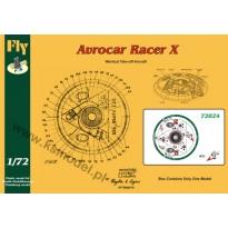 Avrocar Racer X  4+ (1:72)