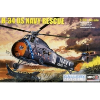 H-34 US Navy Rescue (1:48)