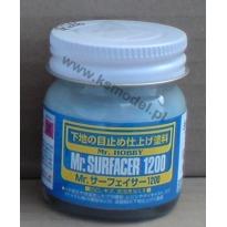 Mr. Surfacer 1200 podkład - szpachlówka