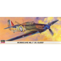 """Hurricane Mk.I """"I.R.Gleed"""" (1:72)"""