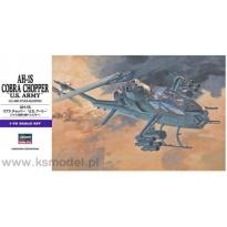 """AH-1S Cobra Chopper """"U.S. Army"""" (1:72)"""