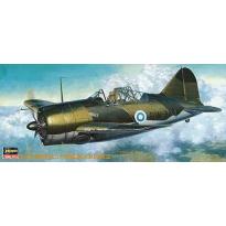 Brewster B239 Buffalo Finnish Air Force (1:72)