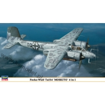 Focke-Wulf Ta154 Moskito 4in1 (1:72)