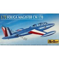 Fouga Magister CM 170 (1:72)