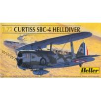 """Curtiss SBC-4 """"Helldiver"""" (1:72)"""