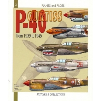 P-40 Curtiss from 1939 to 1945