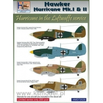 Hurricane in Luftwaffe Service (1:72)