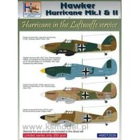 Hurricane in Luftwaffe Service (1:72)