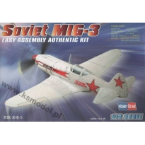 MiG-3 Easy Assembly (1:72)
