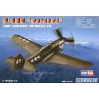 P-40N Warhawk Easy Assembly (1:72)