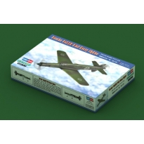 Dornier Do335 Pfeil Heavy Fighter Easy Assembly (1:72)