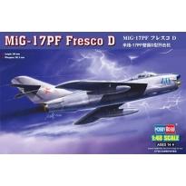 MiG-17PF Fresco D (1:48)
