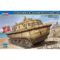 German Land-Wasser-Schlepper (Early) (1:35)