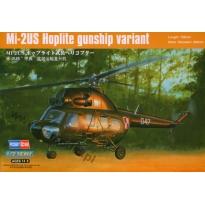 Mi-2US Hoplite gunship variant (1:72)