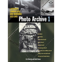 Luftwaffe Camouflage and Markings 1933-1945:Photo Archive 1