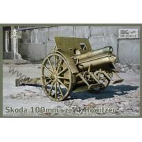 Skoda 100mm vz 14 Howitzer (1:35)