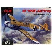 Bf 109F-4Z/Trop (1:48)