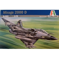 Mirage 2000 D (1:72)